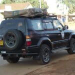 Self Drive Rooftop Jeep